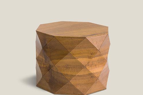 Diamond Wood Emboya Medium Table
