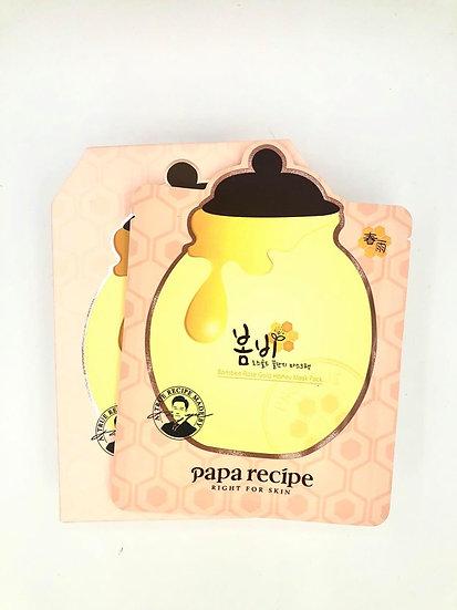 Papa Recipe Bombee Rose Gold Honey Mask (1pcs)