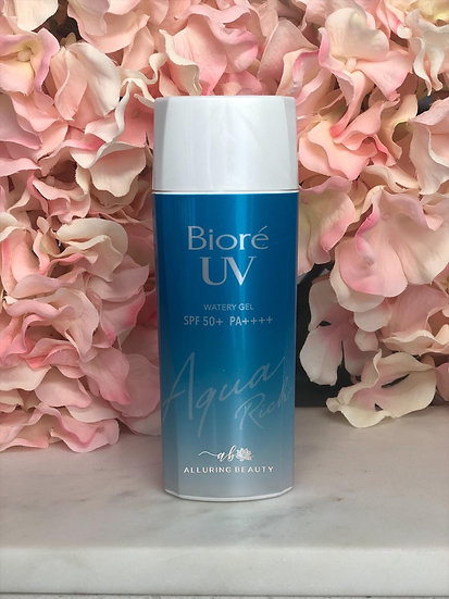 Biore UV Aqua Rich Watery Gel SPF 50+ 2019