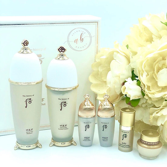 The History of Whoo Myunguihyang All in One 2pc Special Set