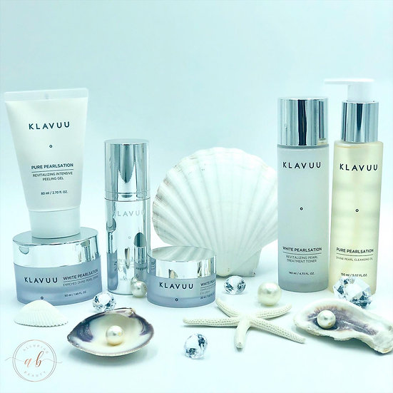 KLAVUU White Pearlsation Special Set (6pcs)