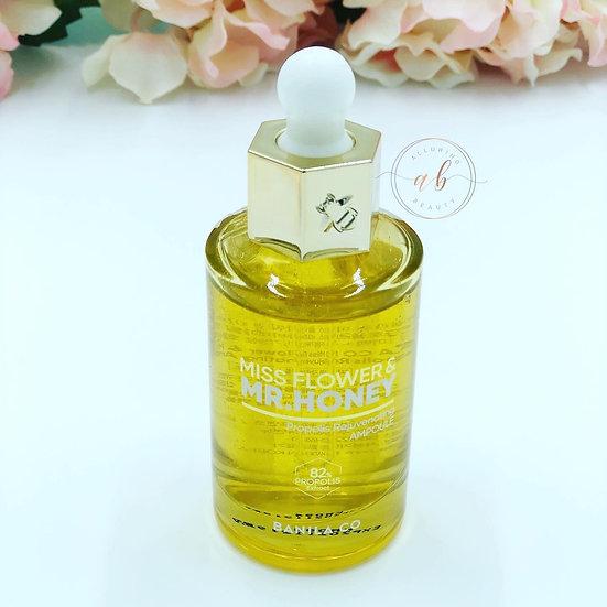 BANILA CO Miss Flower & Mr. Honey Propolis Rejuvenating Ampoule