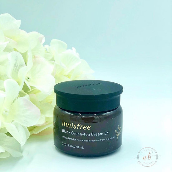 Innisfree Black Green Tea Cream EX