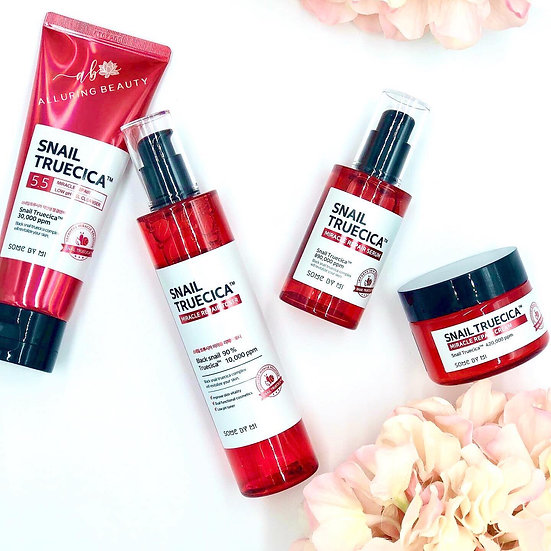 SOME BY MI Snail Truecica Miracle Repair Set (4pcs)