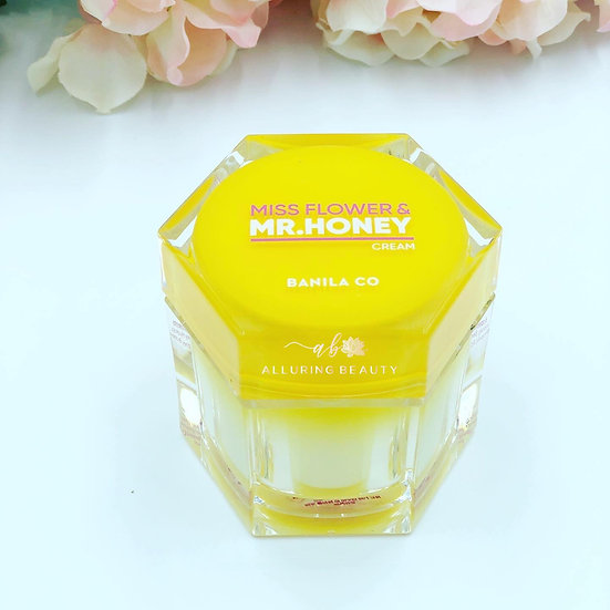 BANILA CO Miss Flower & Mr Honey Cream