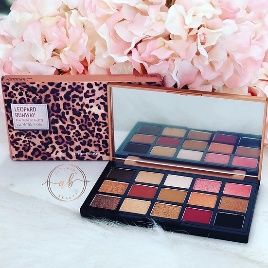 Etude House Play Color Eye Palette Leopard Run Way