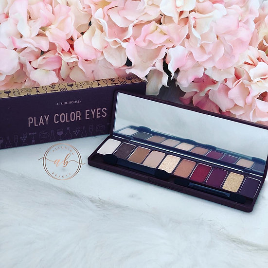 Etude House - Play Color Eyes Wine Party