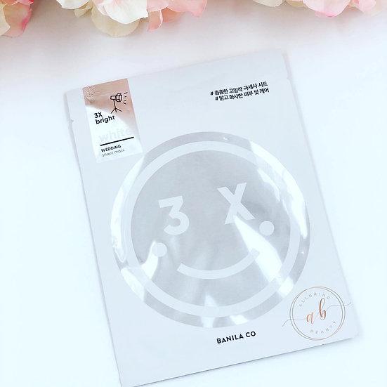 BANILA CO White Wedding Sheet Mask