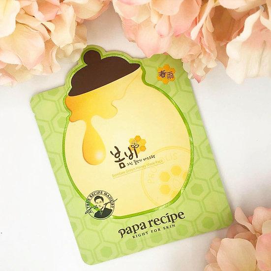 Papa Recipe Bombee Green Honey Mask (1pcs)