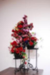 オリジナルデザイン祝い花