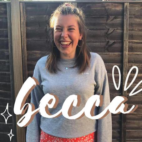 CU Member testimonies- Becca
