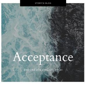 ACCEPTANCE - STORY'21