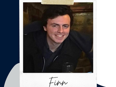 CU Member Testimonies- Finn