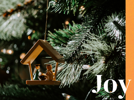 Christmas is different - but Christ is the same: JOY