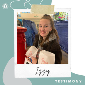 CU Member Testimonies - Izzy