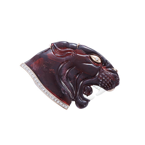 BROOCH PANTHER