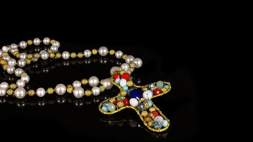 Unique Designer Necklace Sweet Faith