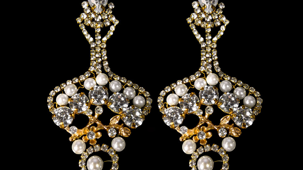 Epiphany Zirconia earrings