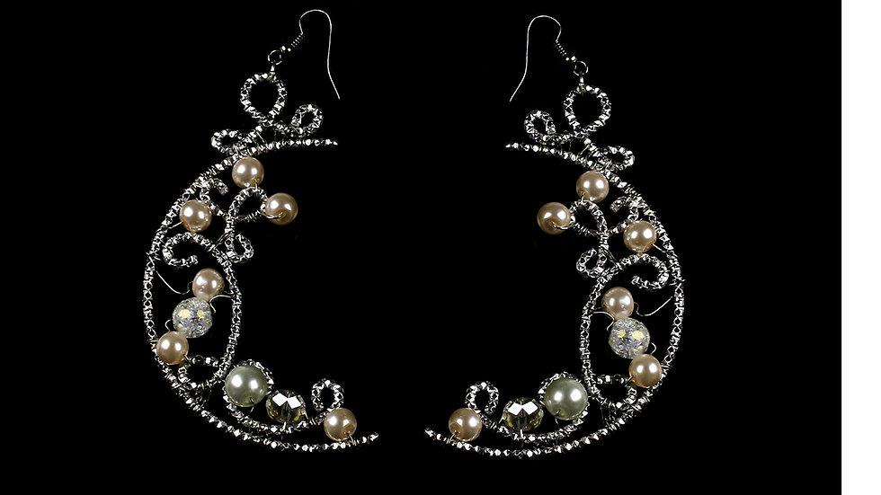 Designer Unique Earrings Selene