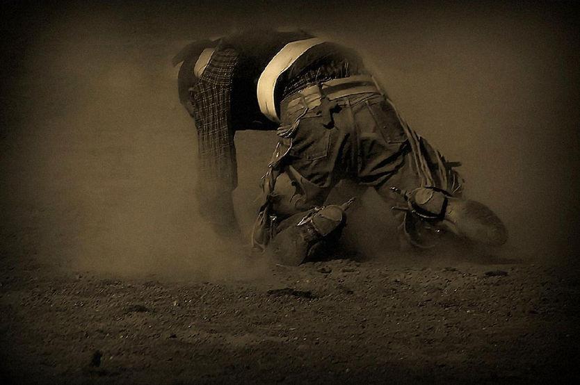 A Bull Rider's Prayer