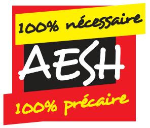 """Mercredi 6 février, les AESH ont exigé : """"assez des salaires de misère et de la précarité, on veut u"""