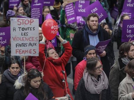 23 novembre : La CGT appelle aux marches #Noustoutes