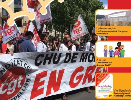 Le journal de la CGT Occitanie (juin 2019)