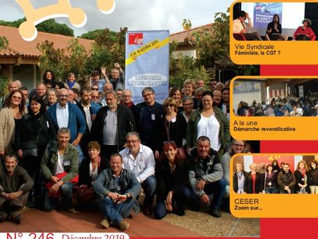 Le journal de la CGT Occitanie