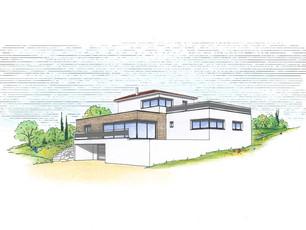 134 m2 habitables