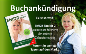 EMDR Toolkit Band 2 kommt nächste Woche in den Handel