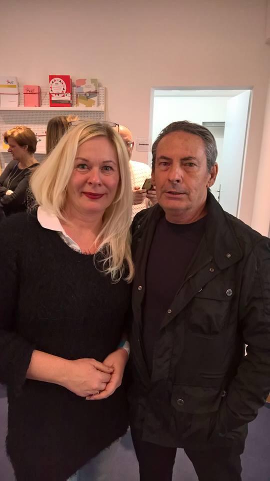 Prof. Dr. Antonio Carreiro & l. Martina Kütter