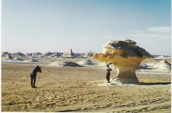Kalkwüste_Egypten