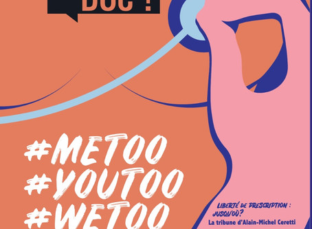 #METOO : MÉDECINE, SEXE ET HARCÈLEMENT