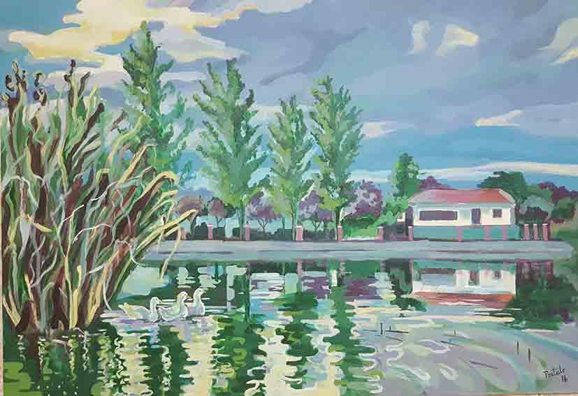 La laguna (II)
