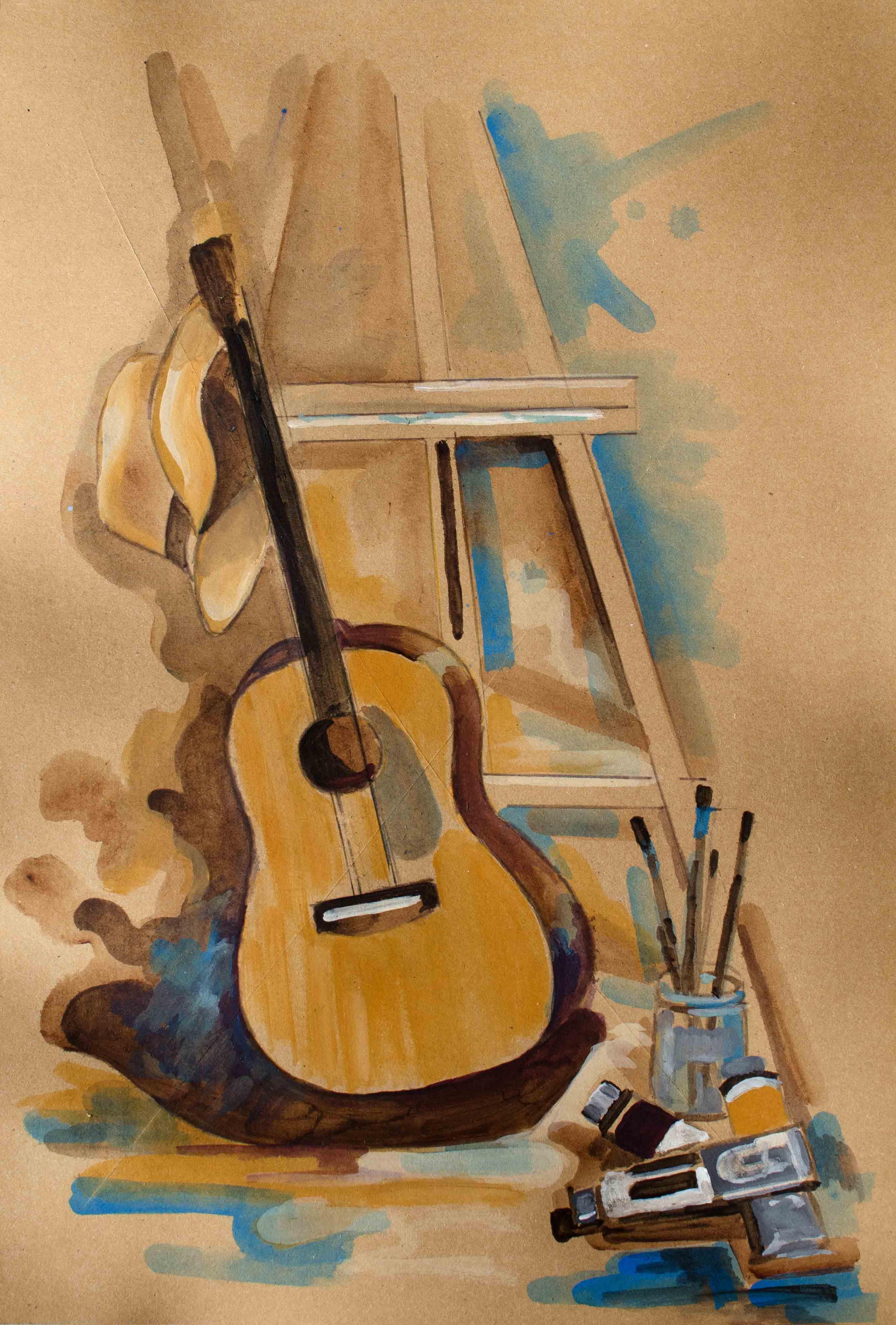 Guitarra (I)