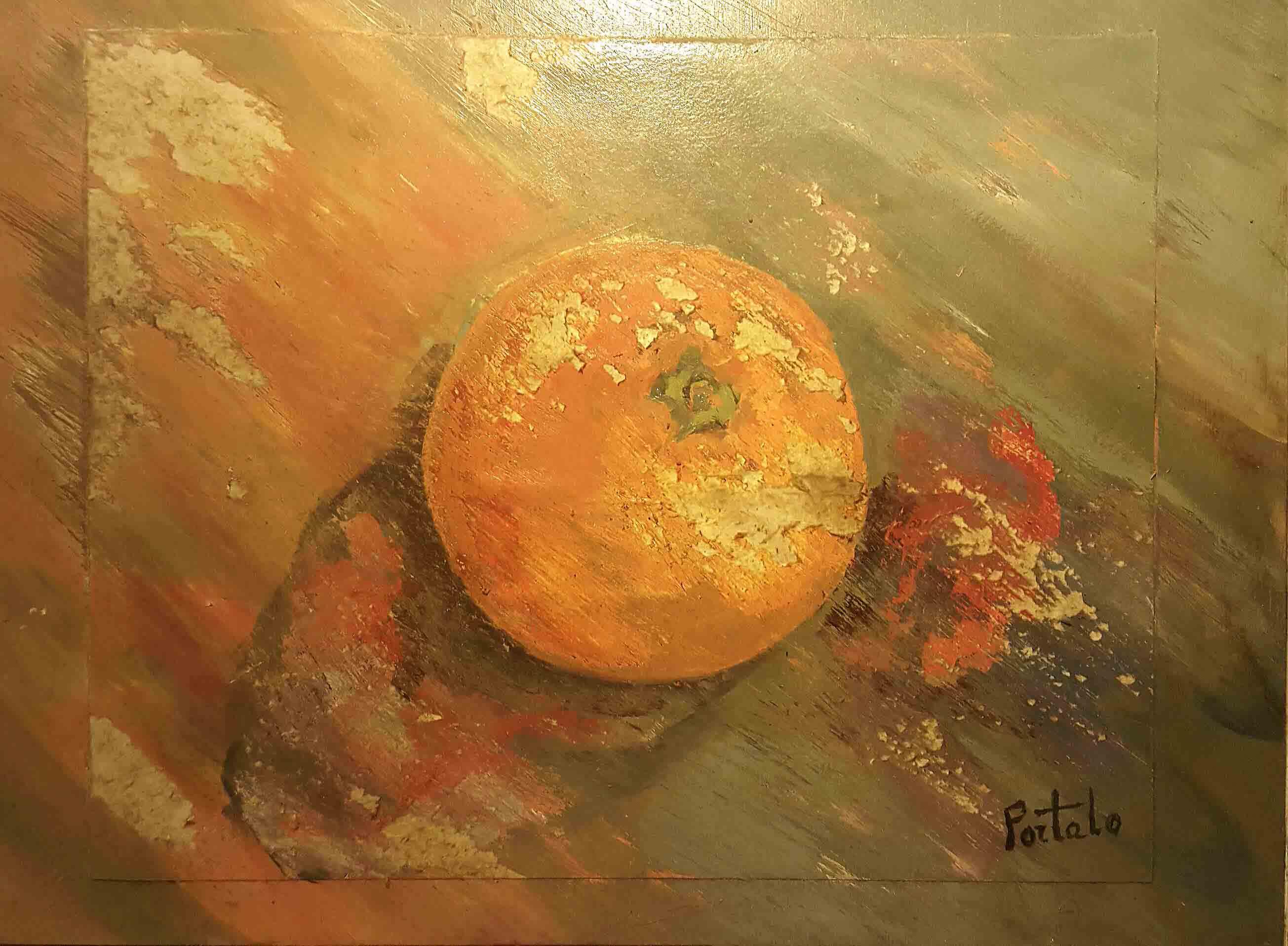 Mi naranja entera