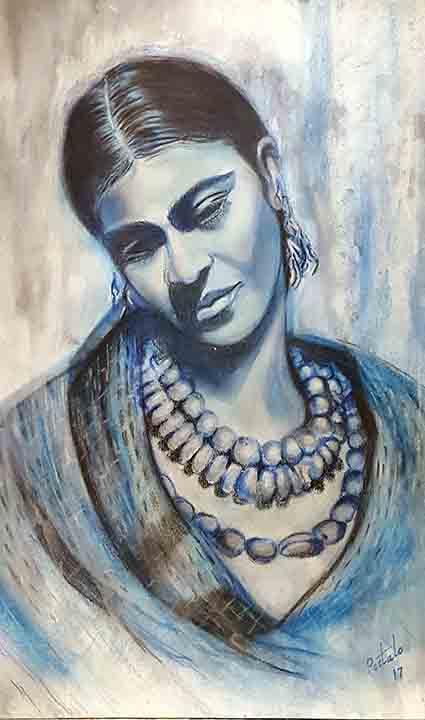 Mi Frida Azul