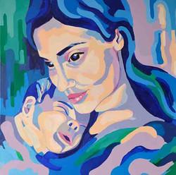 Maternidad (III)