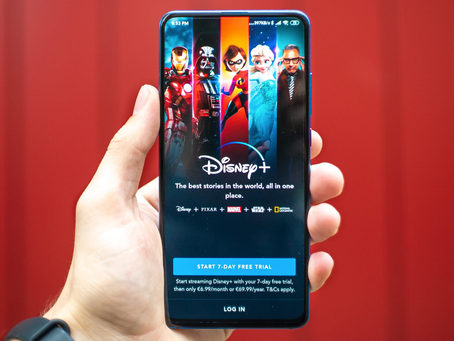Disney Sees That the Future is Streaming