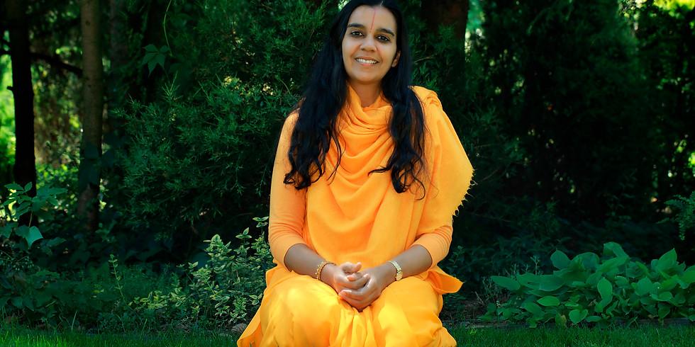 Suhree Diwakari Devi at Khanna Residence in Pasadena
