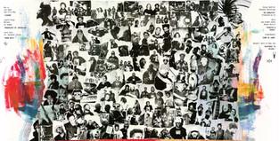 UNTITLED. 18 ARTISTS LP (INLAY)