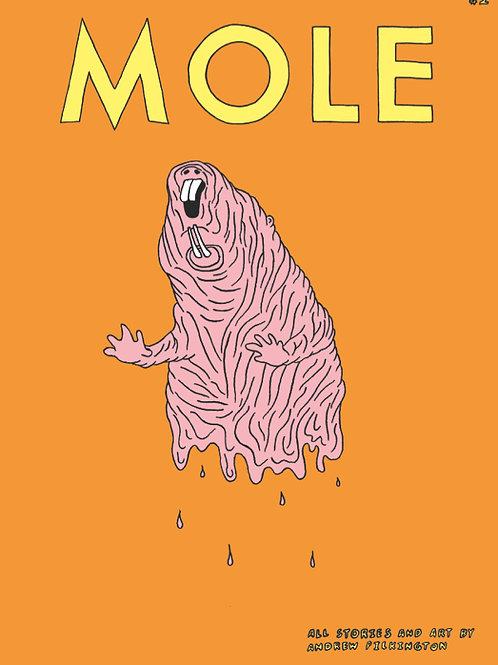 MOLE COMIX #2