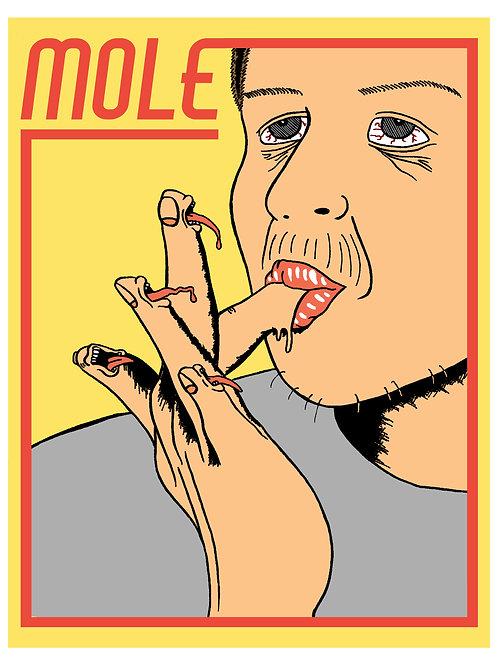 MOLE #5 COVER
