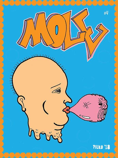 MOLE COMIX #4