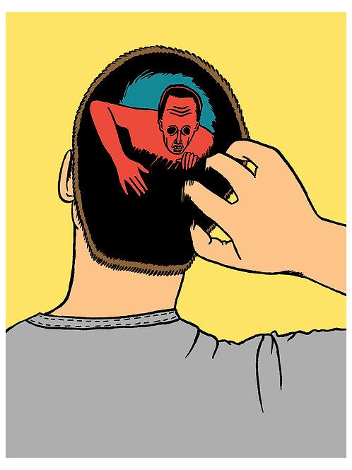 HEAD SCRATCHER