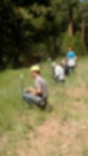 Debbie's crew building fence.jpg