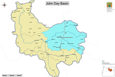 NFJDWC Areas of Operation_John Day Basin