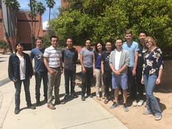 STL Lab Members Summer 2019