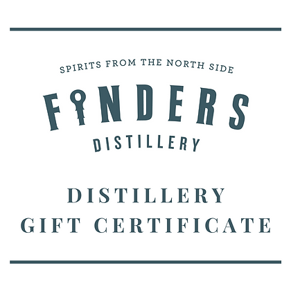 Distillery Gift Certificate