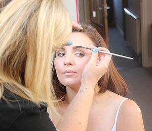 Bridal makeup Abs fab beauty and nails